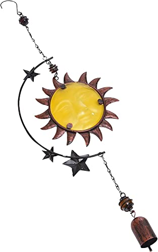 popular Sunflower outlet sale Wind high quality Chime Window Hanging Ornament Home Garden Patio Decor Crafts A Lovely Gift for Your Family Not a Suncatcher online sale