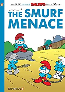 The Smurfs Graphic Novels 22巻 表紙画像