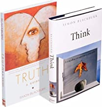 The Blackburn Philosophy Set: Consisting of Think: A Compelling Introduction to Philosophy and Truth:A Guide