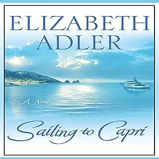 Sailing to Capri audiobook cover art