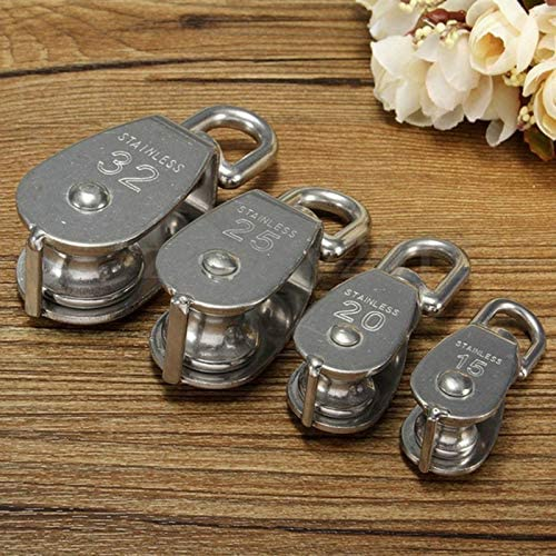 LYHSH Dealing full price reduction Mechanical Round Belt Pulleys Objects Lighter Stai Finally popular brand Hanging