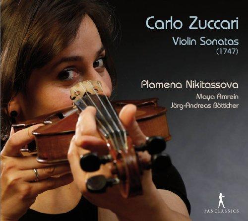 Zuccari:Violin Sonatas