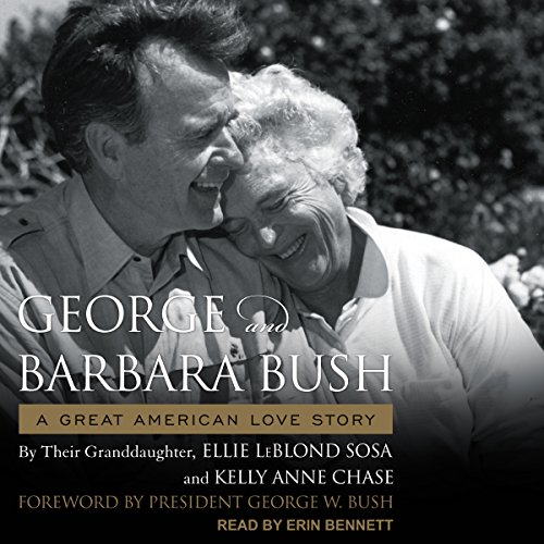 George & Barbara Bush audiobook cover art