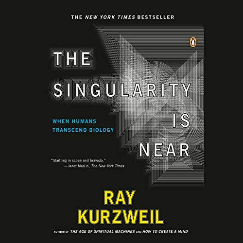 Couverture de The Singularity Is Near