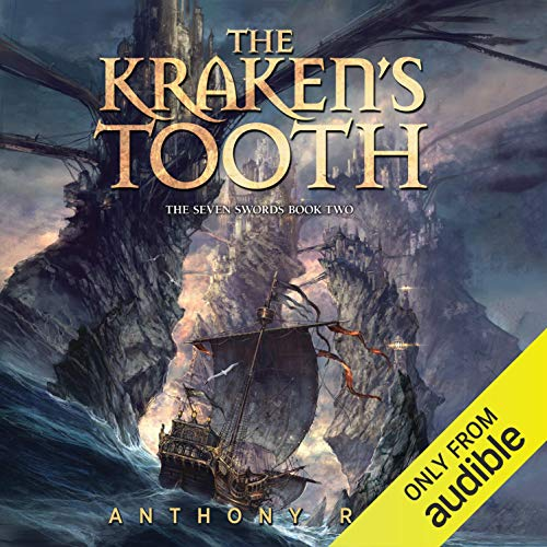 The Kraken's Tooth cover art
