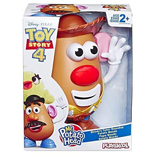 Mr. Potato Head Clássico Woody - Hasbro