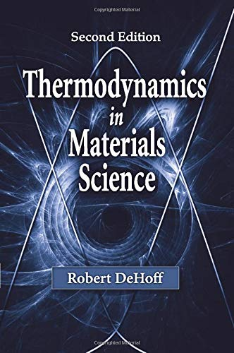 Thermodynamics in Materials Science