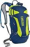 Camelbak Hydration Backpack (Pitch Blue/Lime Punch, M.U.L.E. - 3L)