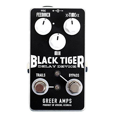 Greer Amps Black Tiger Delay Device