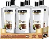 TRESemmé Acondicionador Botanique Coco Nutre y Fortalece 685 ml - Pack de 6