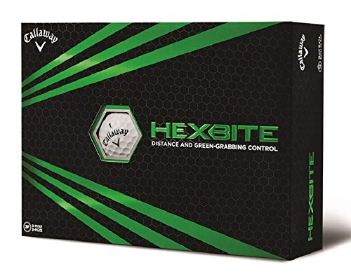 Callaway Hex Bite Golf Balls (One Dozen)