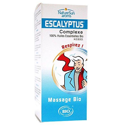 Naturesun'Arôms - Escalyptus bio - massage - Natursun'Arôms
