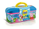 Peppa Pig Lansay Picnic Dough Set Ages 3+ Works with Play Doh