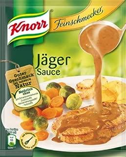 Knorr Feinschmecker Jäger (hunter sauce) Sauce (3 Pc.)