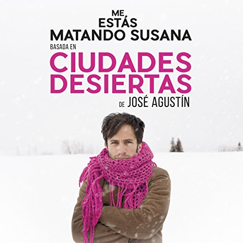 Ciudades desiertas audiobook cover art
