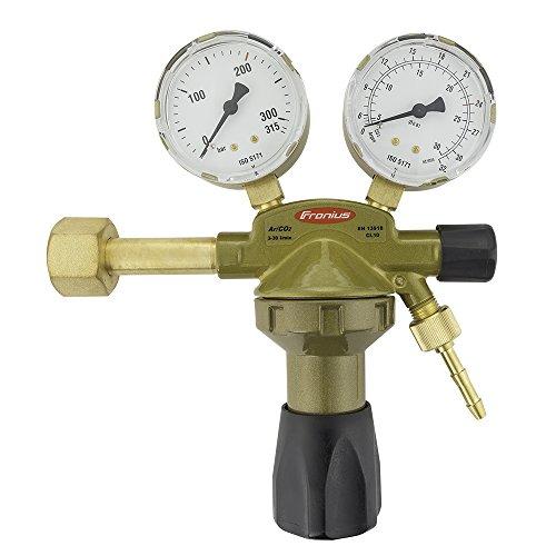 FRONIUS Argon CO2 Druckminderer Druckregler Gasarmatur MIG MAG WIG TIG