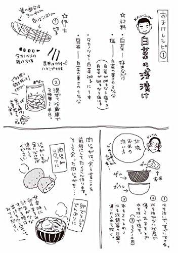 広告会社、男子寮のおかずくん(クロフネコミックス)