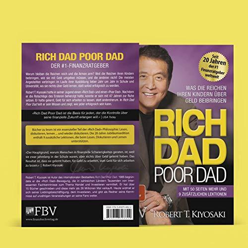 Rich Dad Poor Dad: Was die Reichen ihren Kindern über Geld beibringen - 2