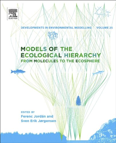 Models of the Ecological Hierarchy: From Molecules to the Ecosphere (ISSN Book 25) (English Edition)