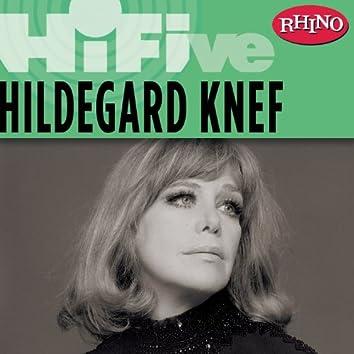 Rhino Hi-Five: Hildegard Knef