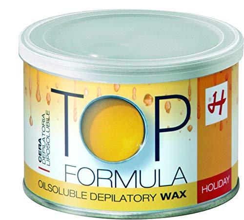 Cire dépilatoire Top Formula Natural 400 ml