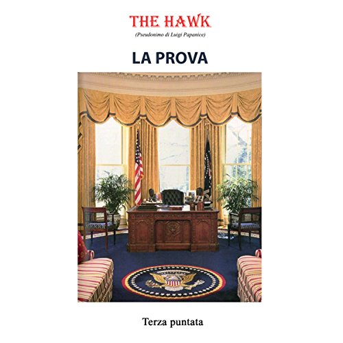 La prova 3 audiobook cover art