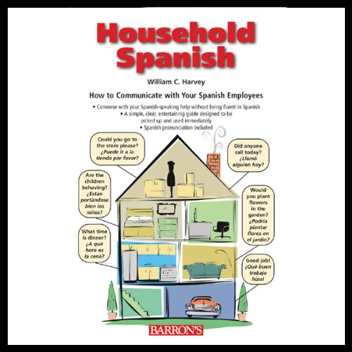 Household Spanish audiobook cover art