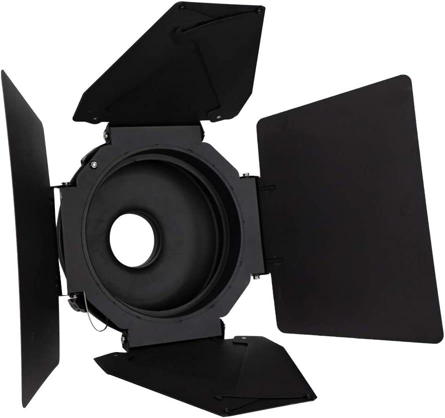 Aputure F10 Barndoors for LS Max Free shipping 48% OFF Fresnel 600d Attachment