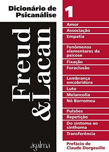Dicionario De Psicanalise V.1 - Freud & Lacan