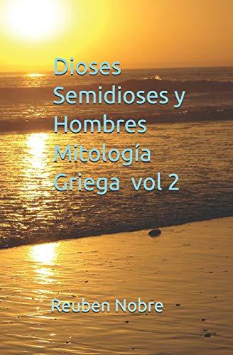 Dioses semidioses y hombres mitología griega: 2