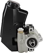 Brand new DNJ Power Steering Pump w/Reservoir PSP1102 for 99-04 / Jeep Grand Cherokee Cu. 287 V8 SOHC - No Core Needed