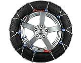 pewag - Catene da Neve per Auto SERVO Sport con INGOMBRO 7 MM GR 68 Mis 195/75 R13