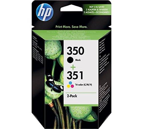 HP INC. Ink Cartridge No 350/351/2 - Pack
