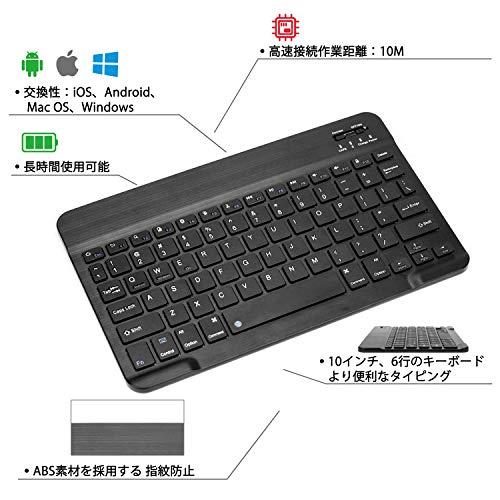 GOOJODOQ『Bluetoothキーボード』
