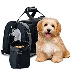 pet purse carrier for dogs or cats