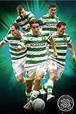 1art1 Fútbol - Celtic Glasgow, Players 10/11 Póster (91 x 61cm)
