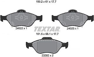 Textar 2318101 Kit Pastiglie per Freno a Disco