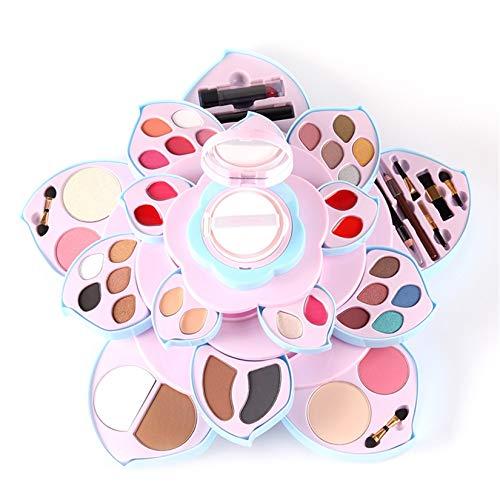 FantasyDay 40 Colori Set di Trucchi Kit di Bellezza Cosmetici Kit per Occhi, Viso e Labbra - Natale Regalo Makeup Beauty Set...