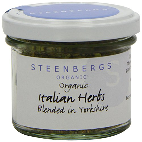 Steenbergs Organic Italian Herbs Mix 20 g (Pack of 3)