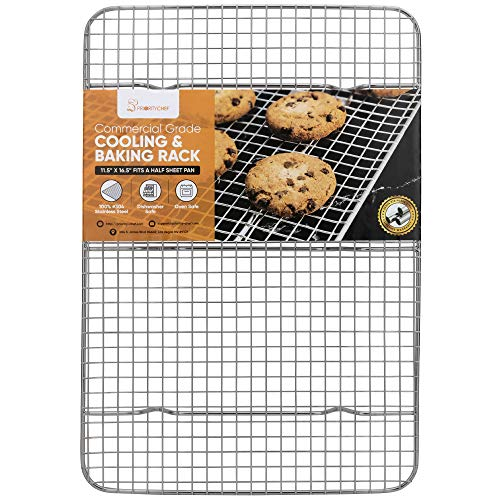 PriorityChef Cooling Rack and Baking Rack