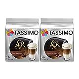 Tassimo T Discs L OR Espresso Latte Macchiato (2 Packs, 32 T Discs, 16 Servings)