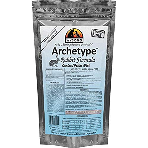 Wysong Archetype Raw Canine/Feline Diet Dog/Cat Food