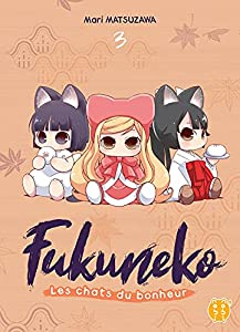 Fukuneko, les chats du bonheur Edition simple Tome 3