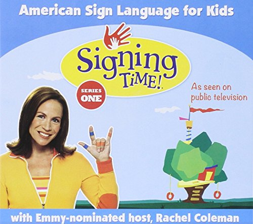 Signing Time DVD Eco-Pack: Series One