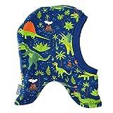Lilakind Gorro infantil para bebé, diseño de dinosaurios, color...