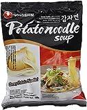Nong Shim Fideos Instantneos, Sabor Patatas - 20 Unidades