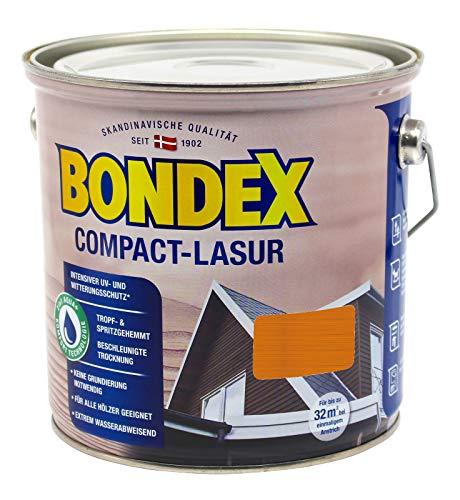Bondex Compact Lasur Oregon Pine 2,5l - 381240