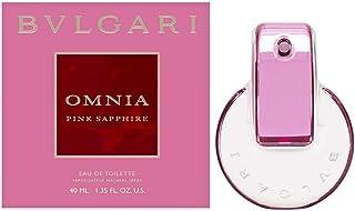 Bvlgari Omnia Pink Sapphire eau de toilette Mujeres 40 ml - Eau de toilette (Mujeres Verano 40 ml Cítricos Pimienta ro...