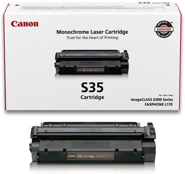 Type S35 Copier Toner for Canon ImageClass D320//D340