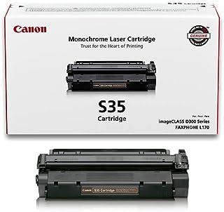 Best Canon Genuine Toner, Cartridge S35 Black (7833A001), 1 Pack, for Canon imageCLASS D320, D340, FAXPHONE L170 Review